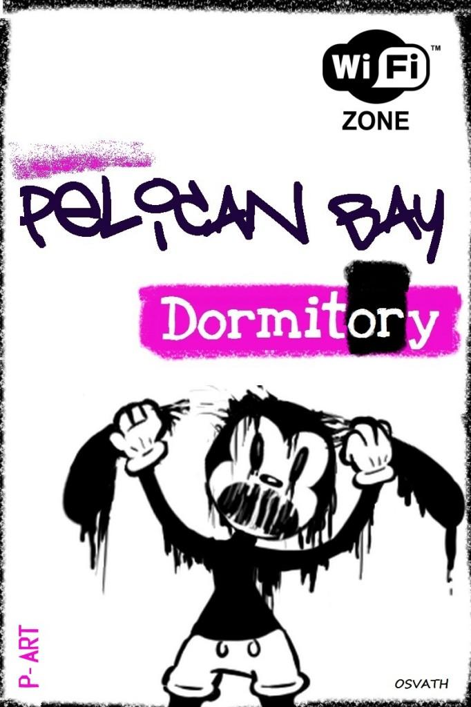 pelican bay dormitory